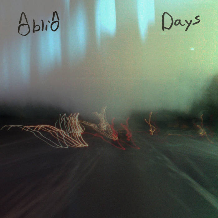 Days - Single cover art