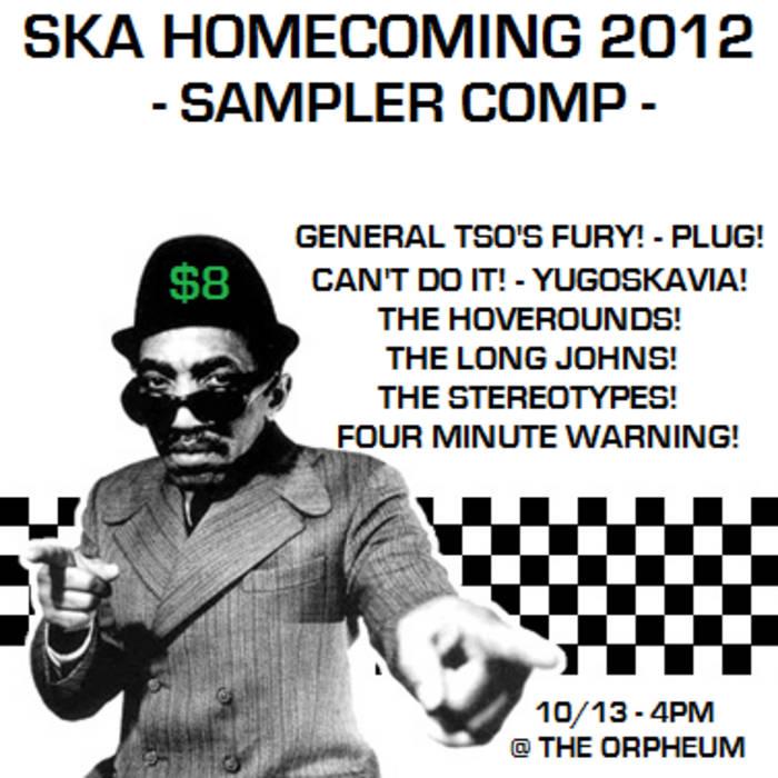 Ska Homecoming 2012 Sampler cover art