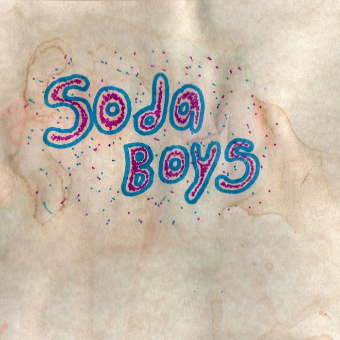 Soda Boys cover art