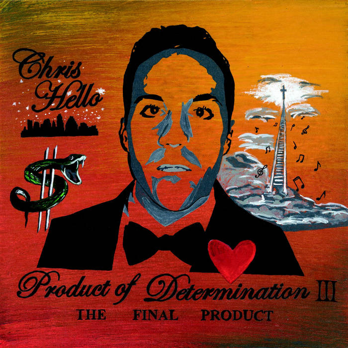 Product of Determination III: The Final Product cover art