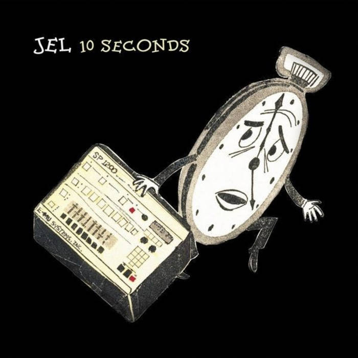 10 SECONDS cover art