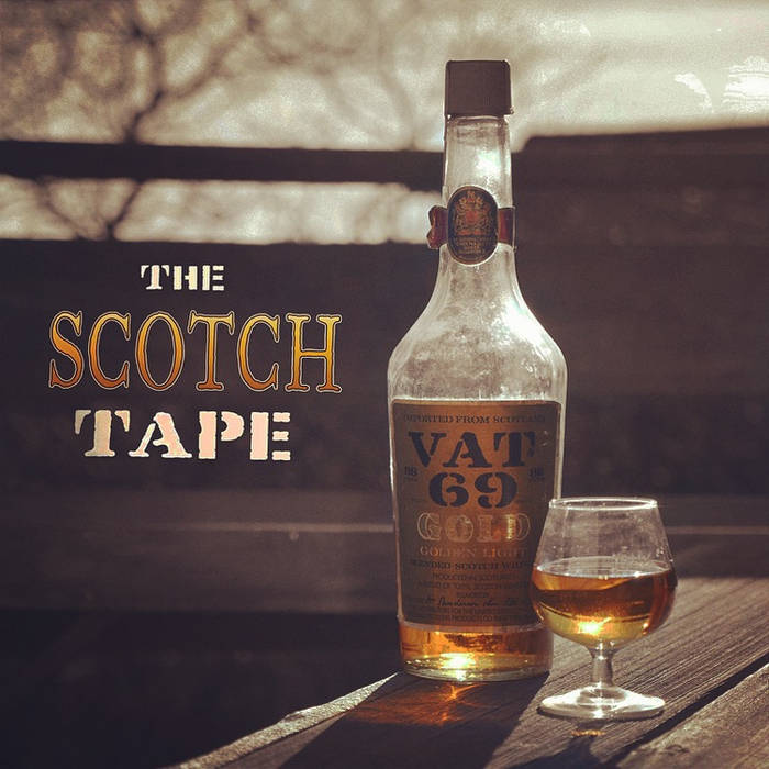The Scotch Tape cover art