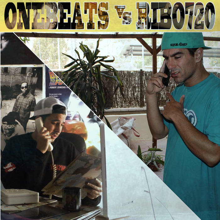 Onebeats vs Ribo720 cover art