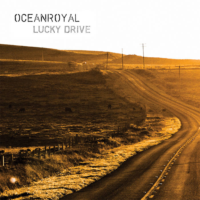Lucky Drive - Side B cover art