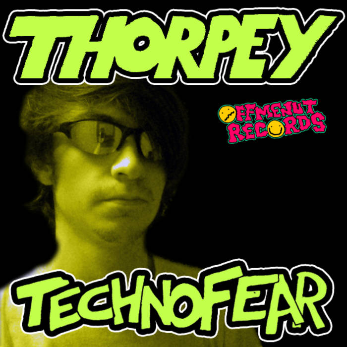 Technofear E.P cover art