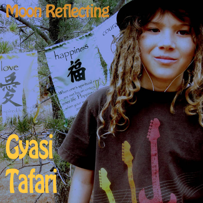 Gyasi Tafari cover art