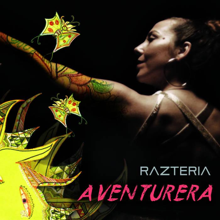 Aventurera cover art