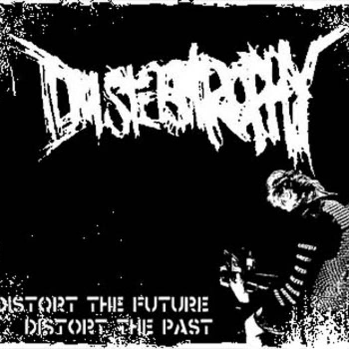 Distort the Future, Distort the Past cover art