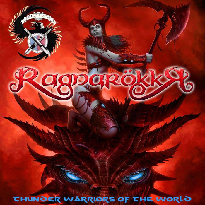 Thunder Warriors of the World cover art