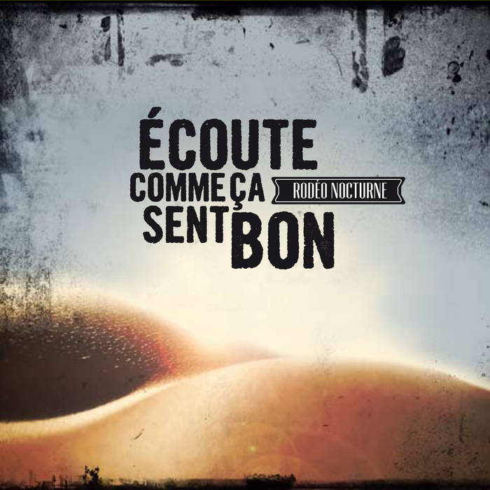 Rodéo Nocturne cover art