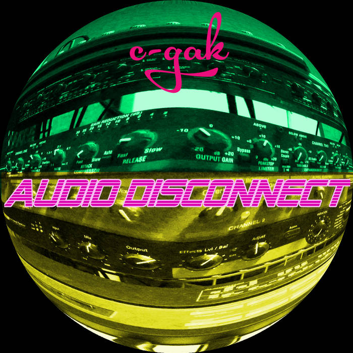 Audio Disconnect cover art