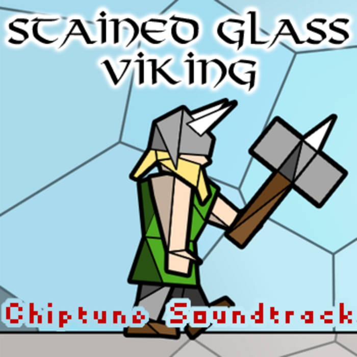 Stained Glass Viking OST (Chiptune) cover art