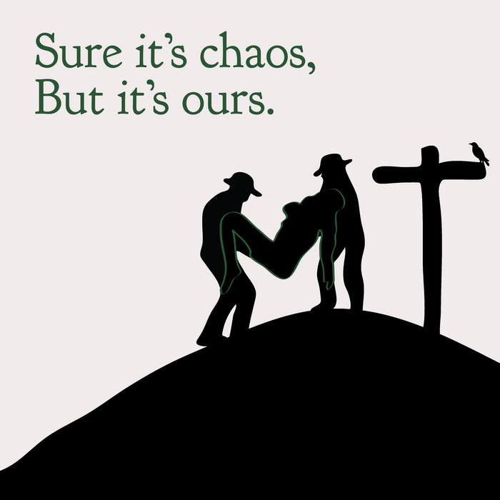 Sure it's chaos, But it's ours. (Single) cover art