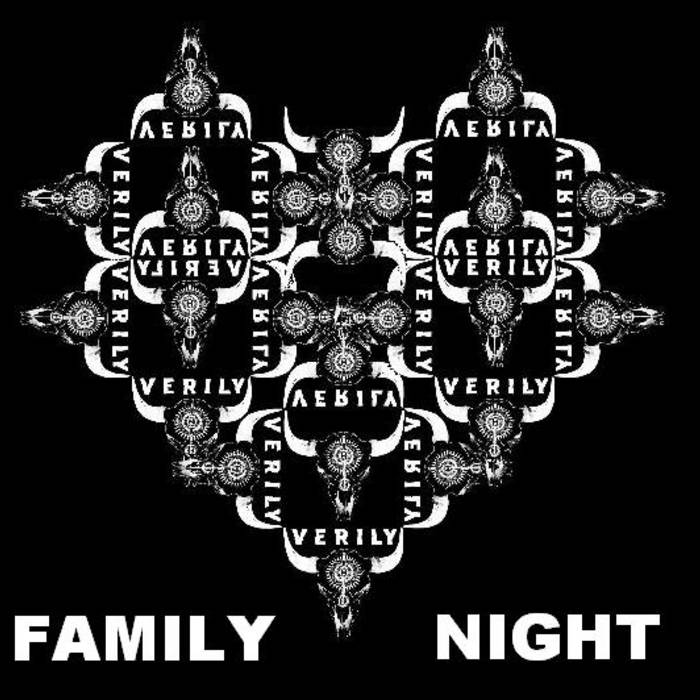 FAMILY NIGHT : LIVE cover art