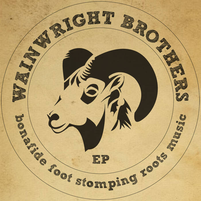 A Wainwright Brothers EP cover art