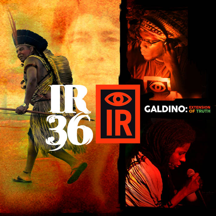 IR 36 Galdino: Extension Of Truth cover art