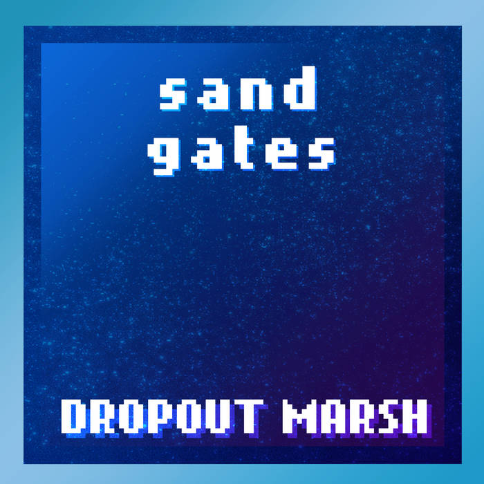 SAND GATES EP cover art