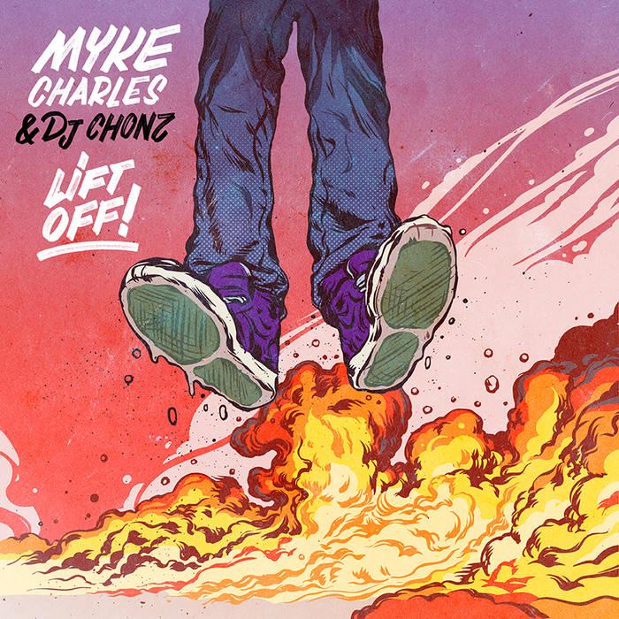 Lift Off Mixtape cover art