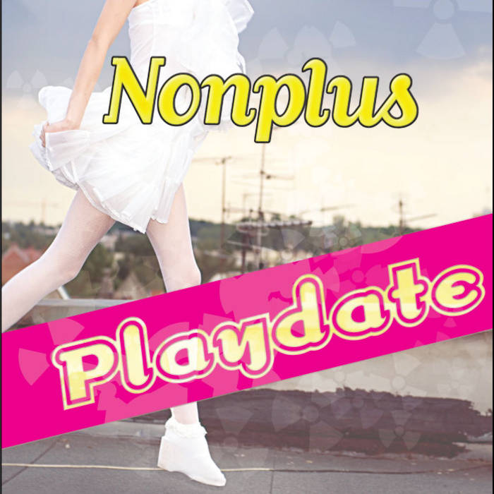Playdate EP cover art