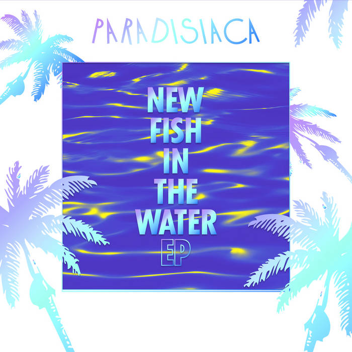 New Fish in the Water EP cover art