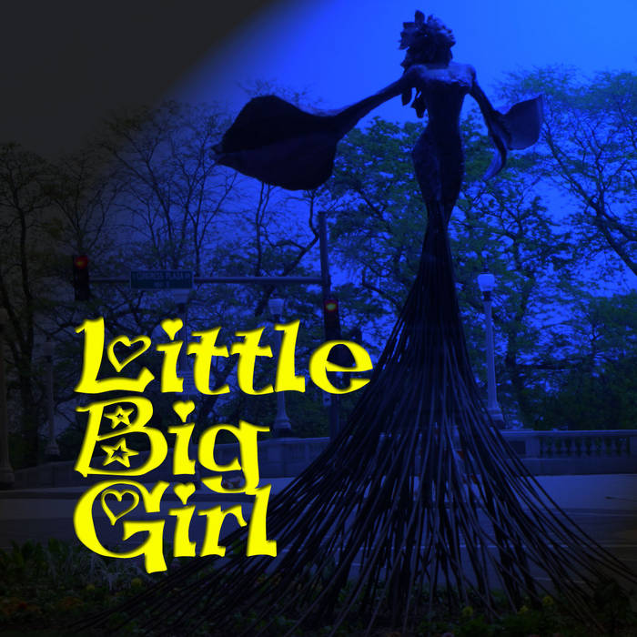 Little Big Girl (How You Doin'?) cover art