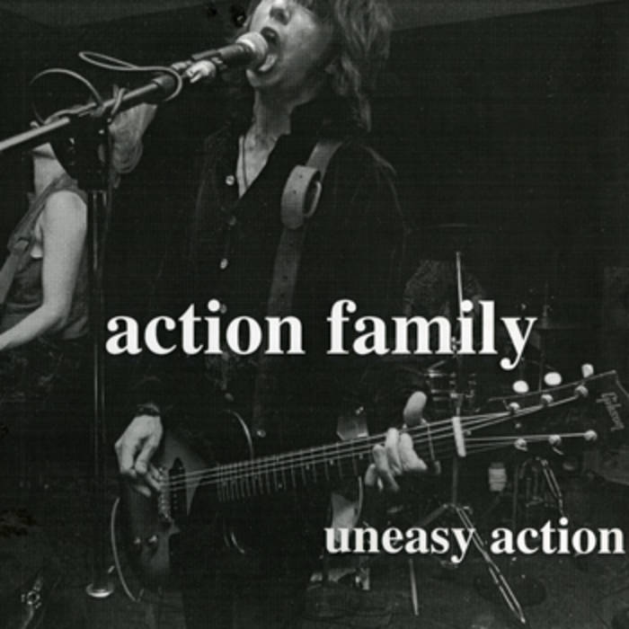 UNEASY ACTION cover art