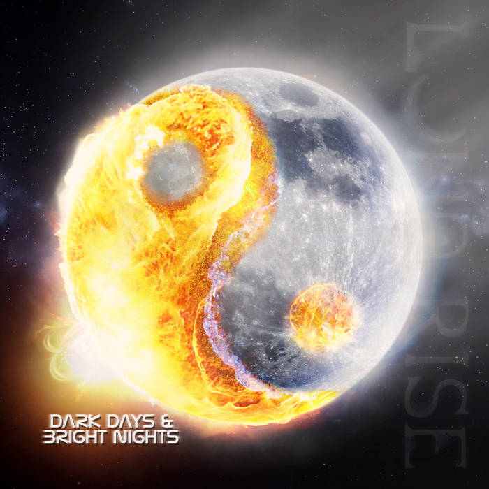 Dark Days & Bright Nights cover art