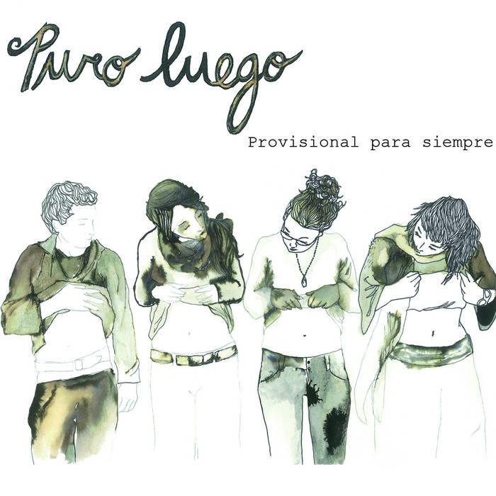 provisional para siempre cover art