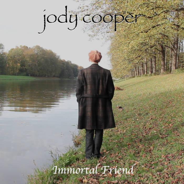 Immortal Friend cover art