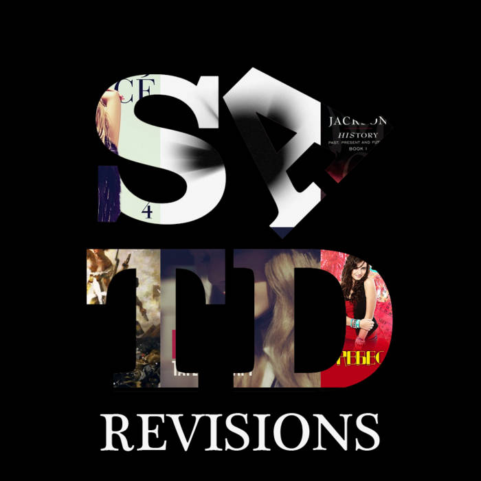 Revisions cover art
