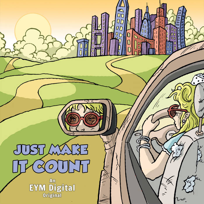Just Make It Count cover art