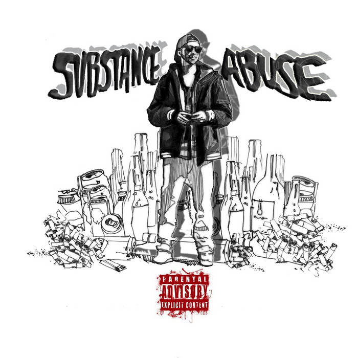 Substance Abuse EP cover art
