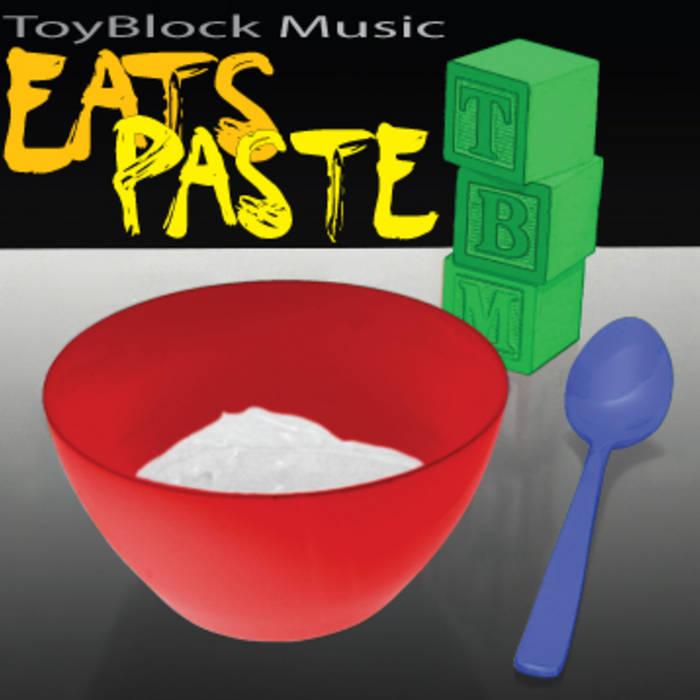EATS PASTE cover art