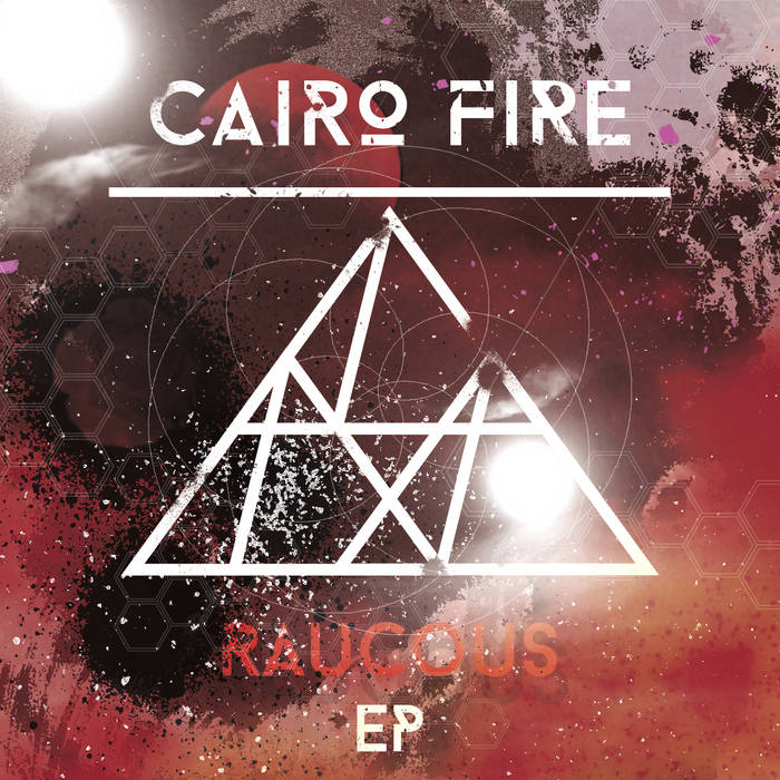 Raucous EP cover art