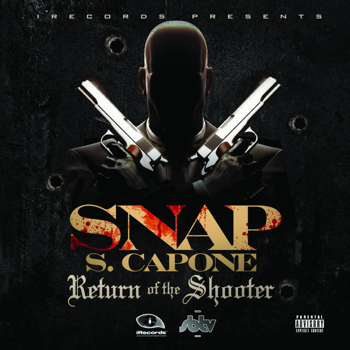 Return Of The Shooter [SBTV] cover art