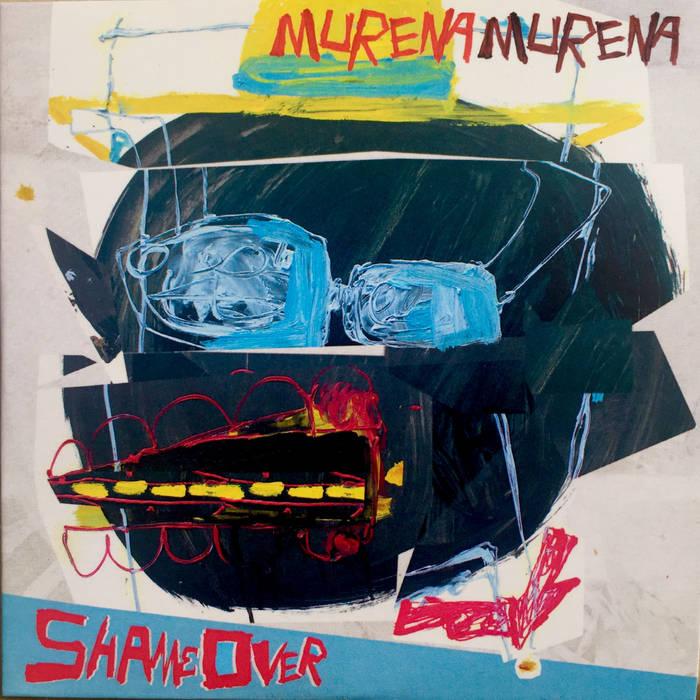 SHAME OVER cover art