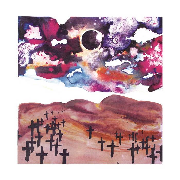 EL DESIERTO LP cover art