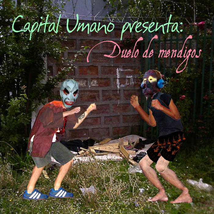 Capital Umano-Duelo De Mendigos cover art