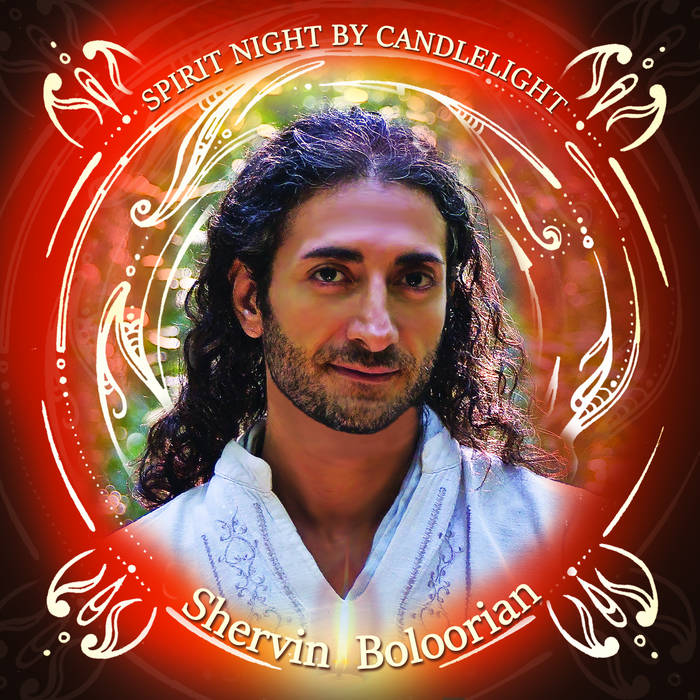 Spirit Night by Candlelight cover art