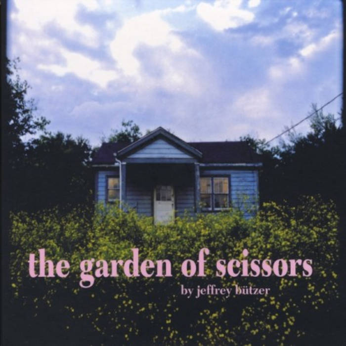 The Garden of Scissors cover art