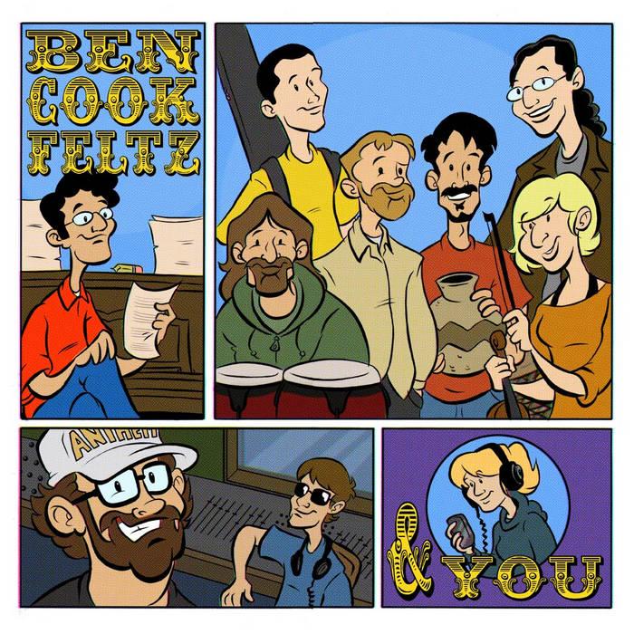 Ben Cook-Feltz And You cover art