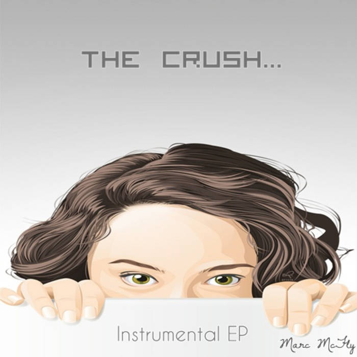 The Crush... Instrumental EP cover art