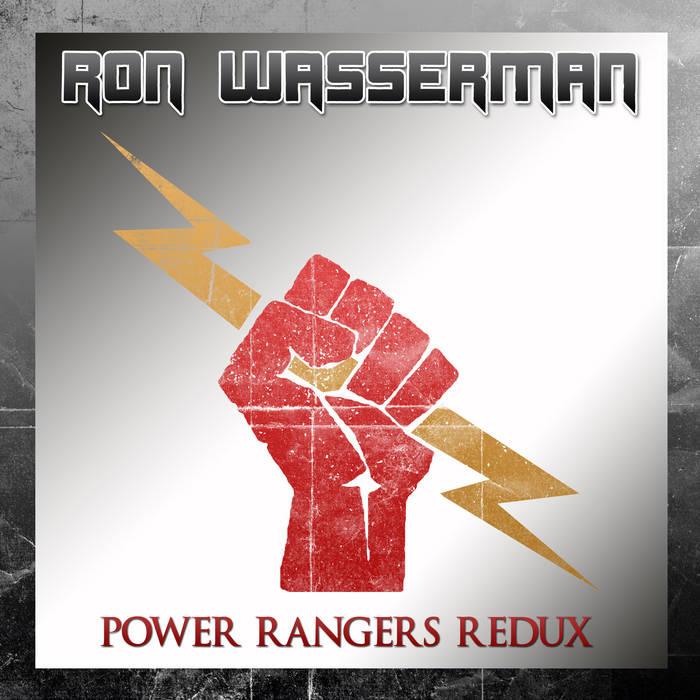 Power Rangers Redux cover art
