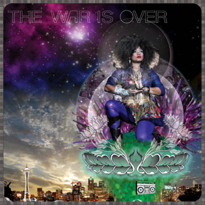 The War is Over cover art