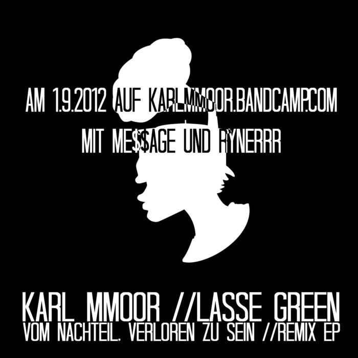 Lasse Green & Karl Mmoor - Vom Nachteil, verloren zu sein Remix EP cover art