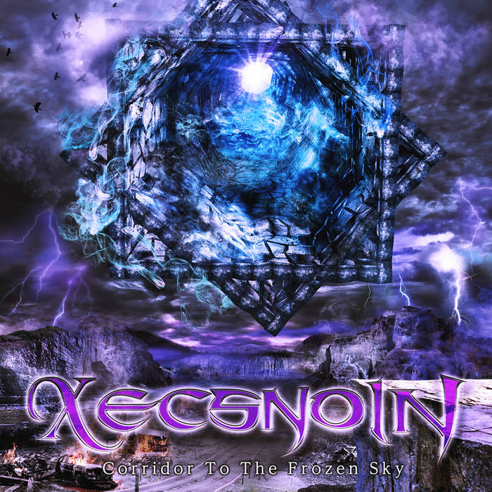 Xecsnoin, Female Fronted Melodic Death Metal Band from Japan, Xecsnoin Female Fronted Melodic Death Metal Band from Japan