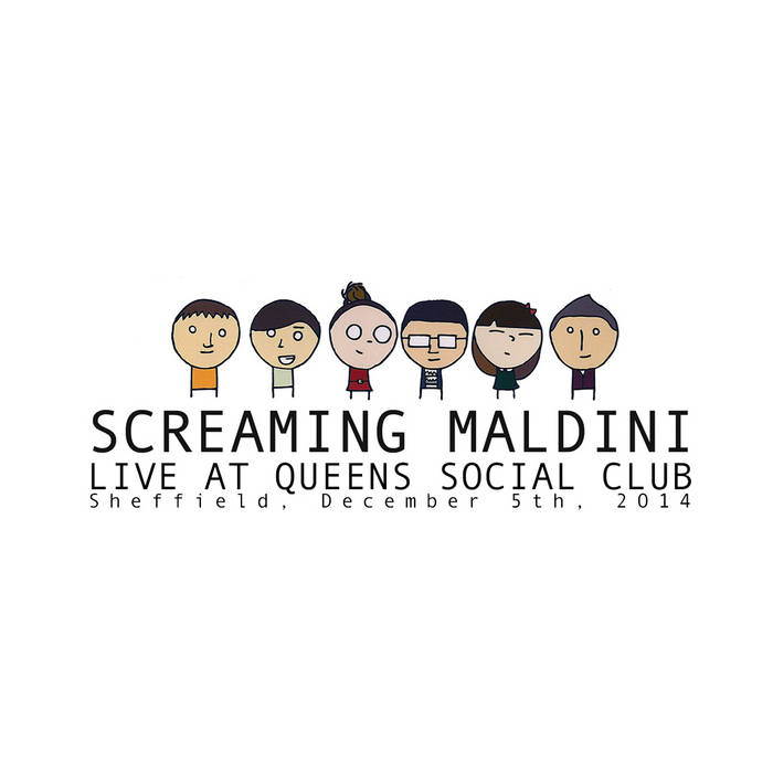 Screaming Maldini (Live at Queens Social Club) cover art