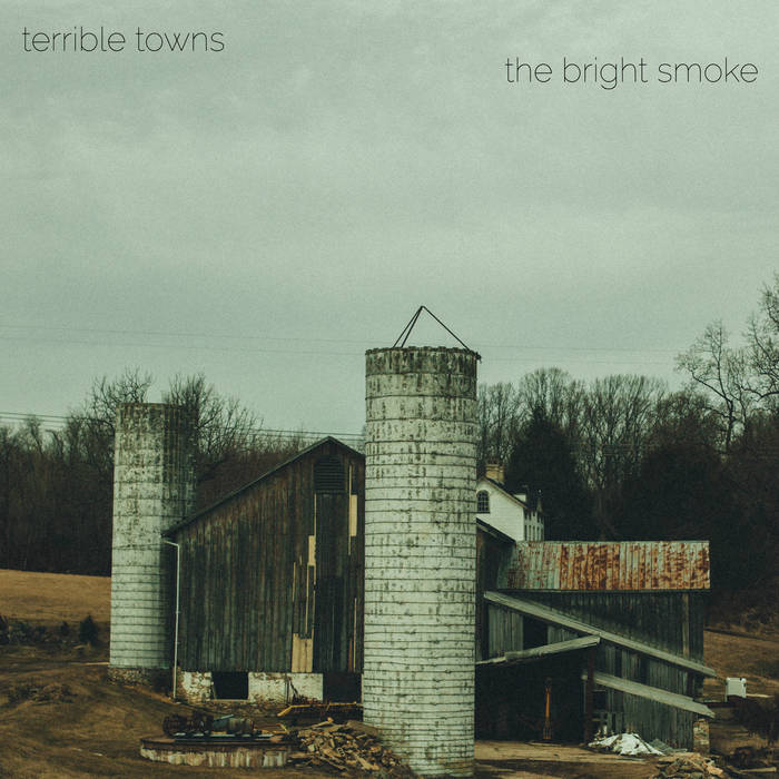 Terrible Towns cover art