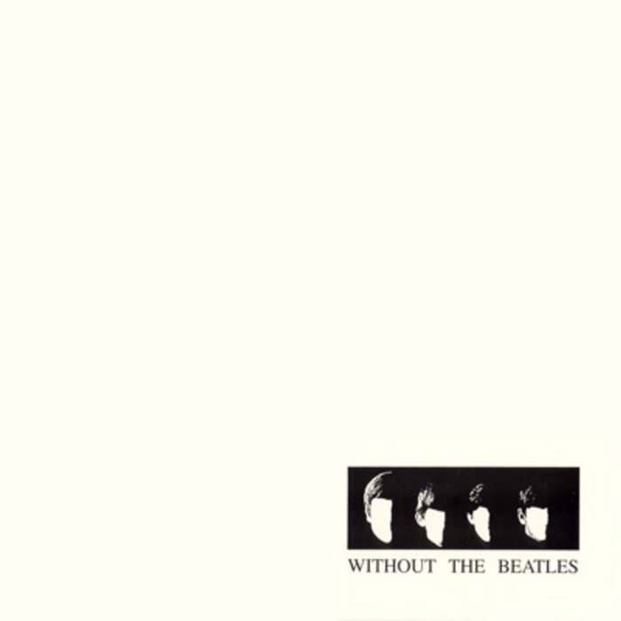 Without The Beatles (various) cover art