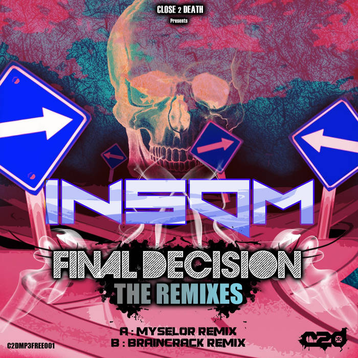 Final Decision [Remixes] cover art